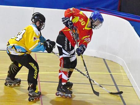 Centre Presse : Roller hockey. Un après-midi découverte au gymnase Frugère