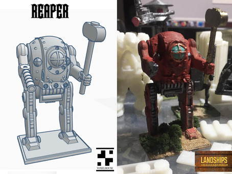 New Miniature on the Way