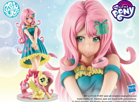 (Toy News) Bishoujo: Fluttershy