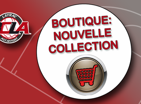 Boutique: Nouvelle collection