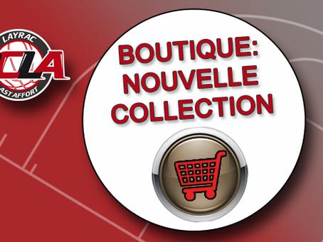 Boutique: Nouvelle collection