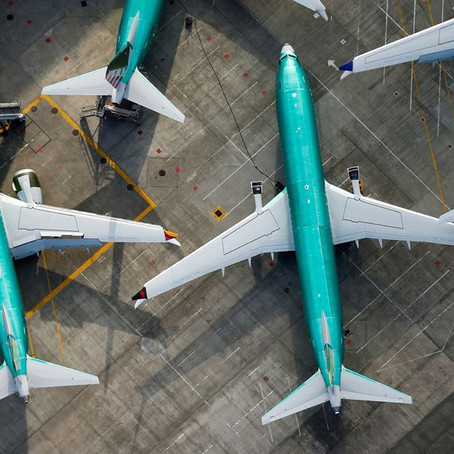 Boeing inspeccionará tanques de combustible de los 737 MAX; detectaron anomalías