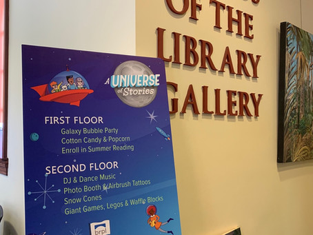 """""""Universe of Stories"""" kick-off party"""