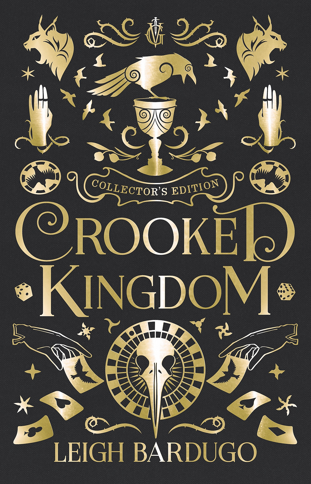 Crooked Kingdom by Leigh Bardugo thebookslut