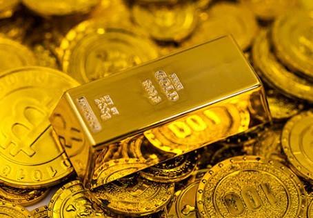 黄金走向九月份
