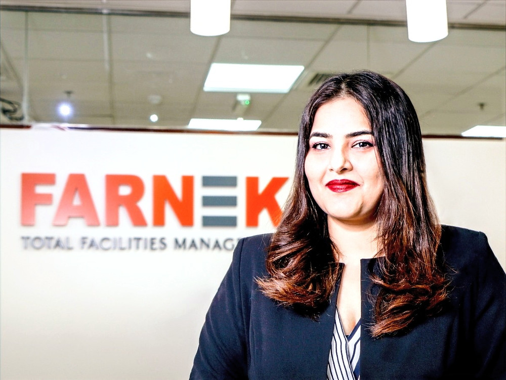 Javeria Aijaz, Information and Communications Technology, Farnek