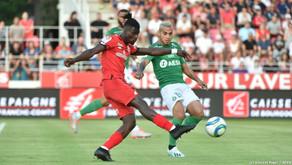 DFCO 1-2 Saint-Etienne : un goût d'inachevé