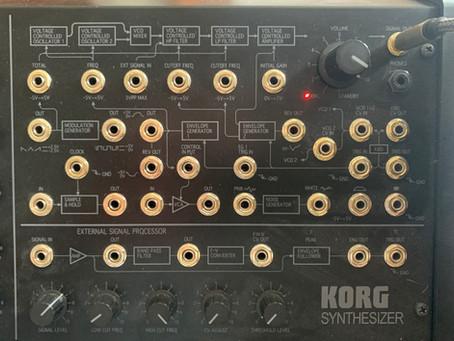 MIDI to CV (part one)