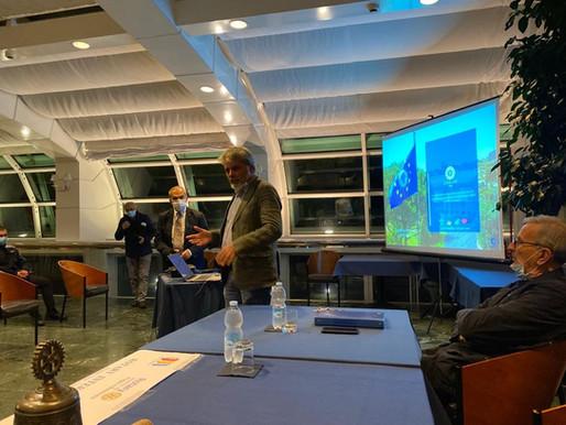 Una serata dedicata all'imprenditoria giovanile col dr. Damiano Petruzzella