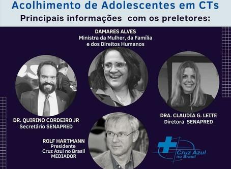 Acolhimento de adolescentes em comunidades terapêuticas se torna uma realidade no Brasil