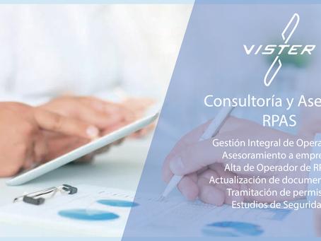 Consultoría de RPAS
