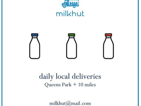 Thank You To Milkhut!