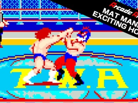 The Grappling Gamer - Mat Mania/The Exciting Hour: Pro Wrestling Network