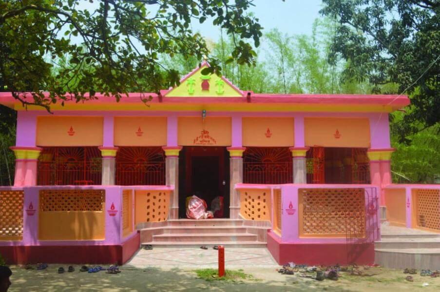Madhaipur Kali Bari