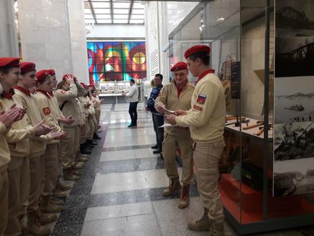 Экскурсия в  Музей Великой Отечественной войны  на Поклонной горе
