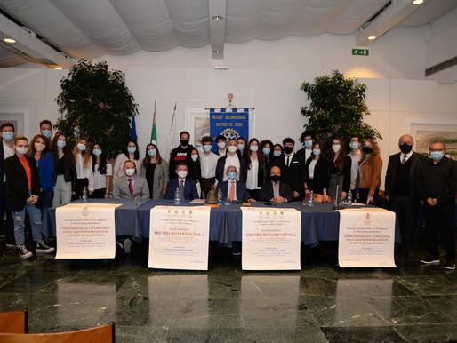 La 35ª edizione del Premio Rotary scuola