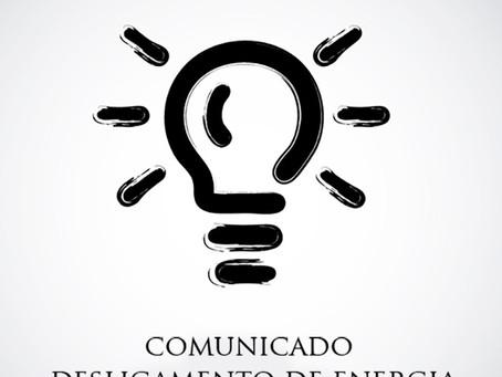 Certel informa o desligamento de energia em dois pontos da cidade