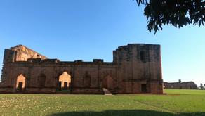Ruínas jesuítas paraguaias: visitando La Santísima Trinidad del Paraná e Jesús de Tavarangüe