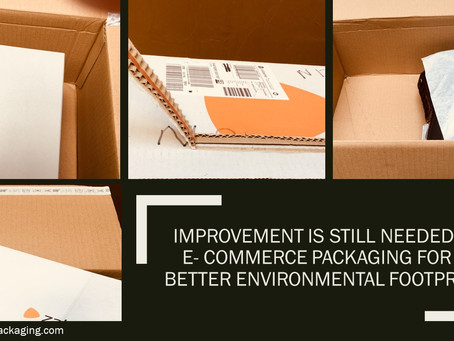 10 Critical Control Points for ecommerce packaging