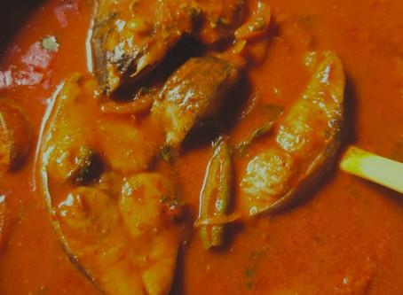 Coastal cuisine, Surmai Curry