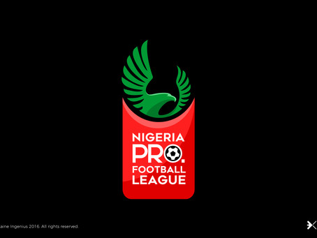 Brand Design (Nigerian Football League) Part 2