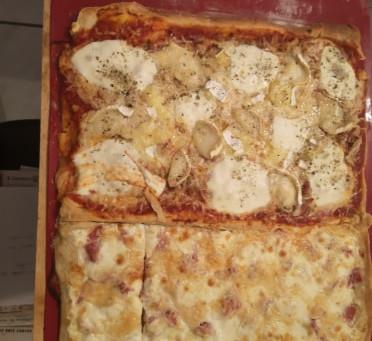 PIZZA MAISON  de A à Z
