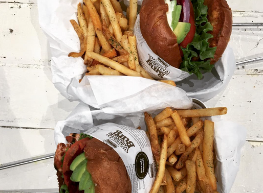 A Veggie Lover's Guide to SF