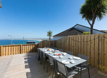 Escape to St Ives For October Half Term