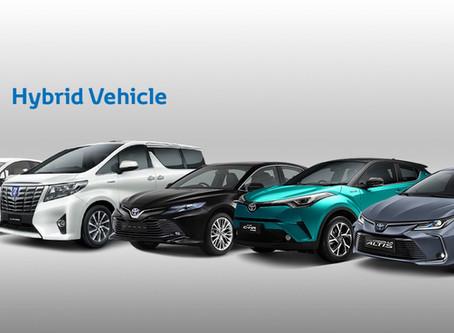 Mengenal Lebih Dalam Mobil Hybrid Toyota