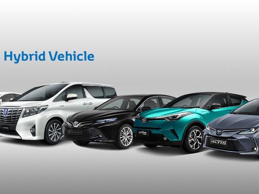 Apa itu Mobil Hybrid? Mengenal Lebih Dalam Mobil Hybrid Toyota