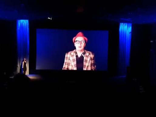 Matt Cat Pratt: When Comedy Strays short film review