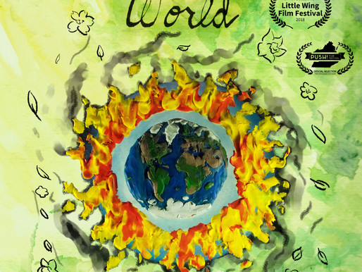 A Love Letter for the End of the World short film