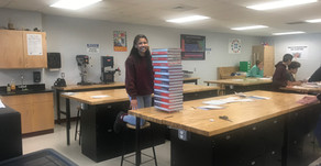 Paper Compression Challenge holds 21 Textbooks!
