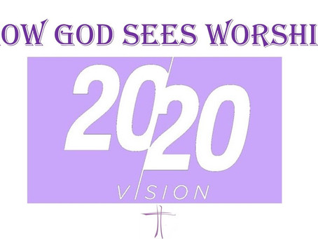 How God Sees Worship