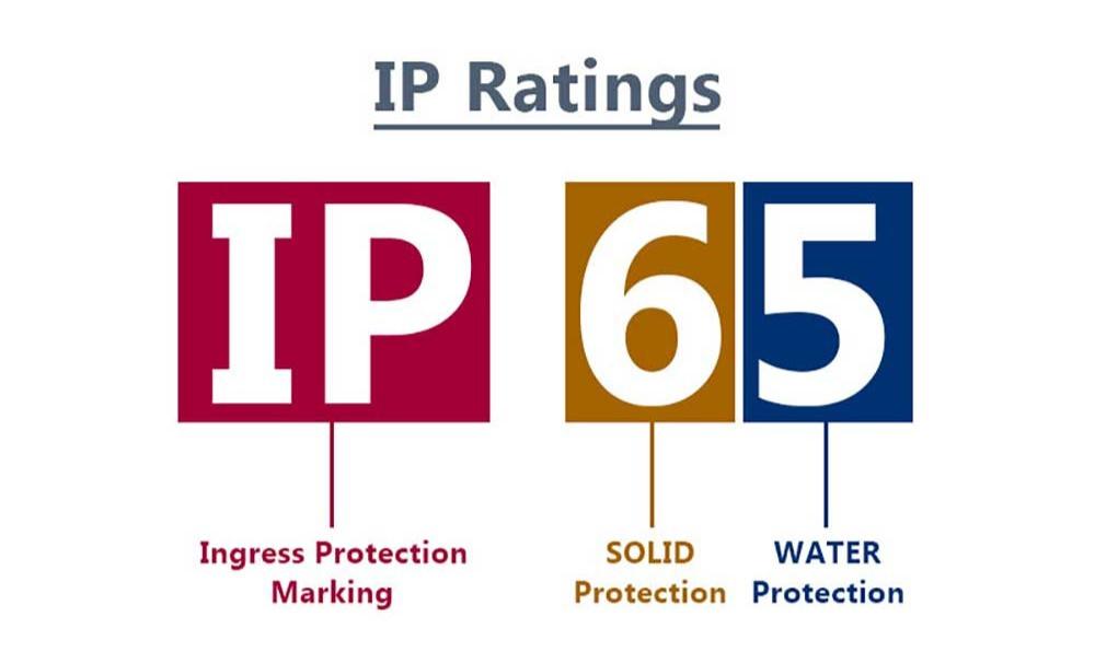 IP explicação do indice de proteção iluminação Tromilux