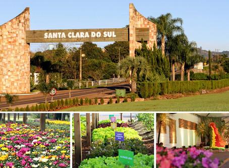 TURISMO - Cidade das Flores e da Agroecologia
