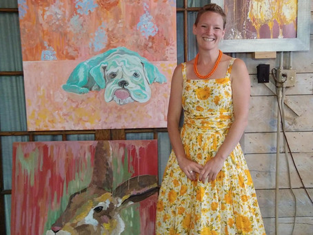 Sarah Berry - New Artist at LCL