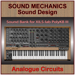 'Analogue Circuits' - for XILS-lab's PolyKB lll