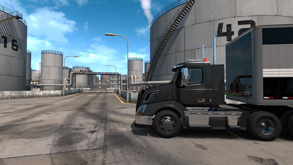 American Truck Simulator Screenshots