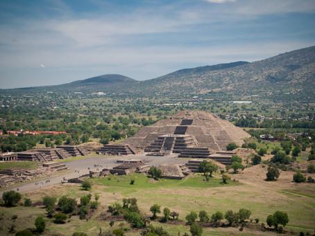 Una experiencia prehispánica