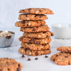Flourless Peanut Butter Coconut Cookies - Vegan + GF