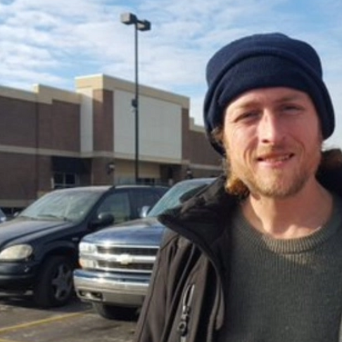 Homeless Man Uses Square to Accept Credit Cards
