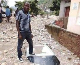 Le Congo face aux inondations