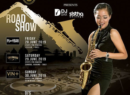 Dos Hermanos Road Show in Bali