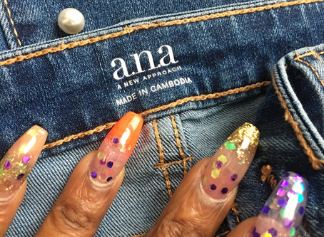 "The ""ana Jean Experience""! A Sample Saturday Review."