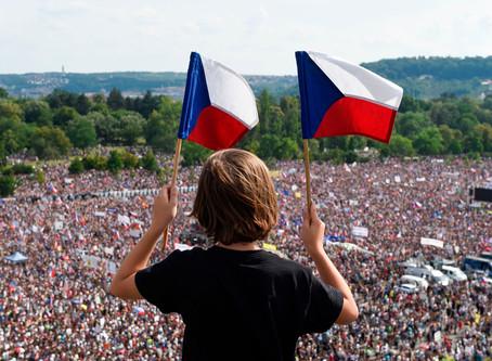 ¡¡¡ PRAGUE PEOPLE & PRAYER PROTEST POWER !!!