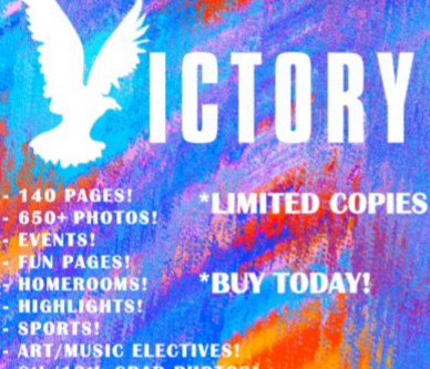 2020 Yearbook Sale