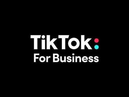 TikTok for Business: ferramenta para marcas criarem anúncios