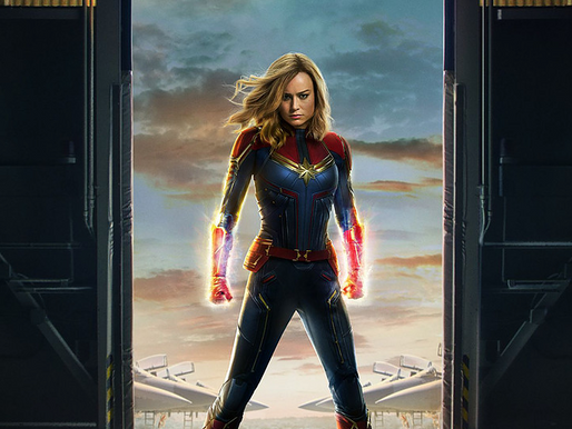 CAPTAIN MARVEL Review: it's much better than the trailer and many reviews!