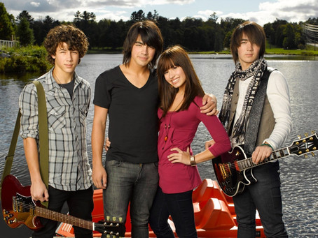DISNEY CHANNEL ORIGINALS (CAMP ROCK 2008)
